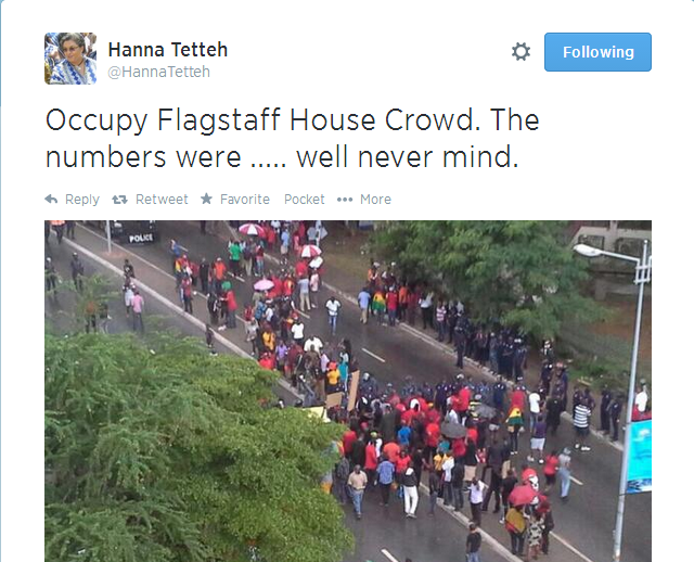 Hanna Tetteh's Unfortunate Tweet